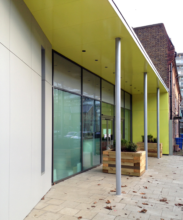 Ayelsbury Academy by Allies and Morrison Architects | pettydesign